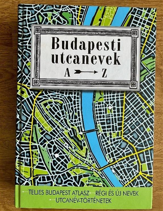 Budapesti utcanevek A-Z