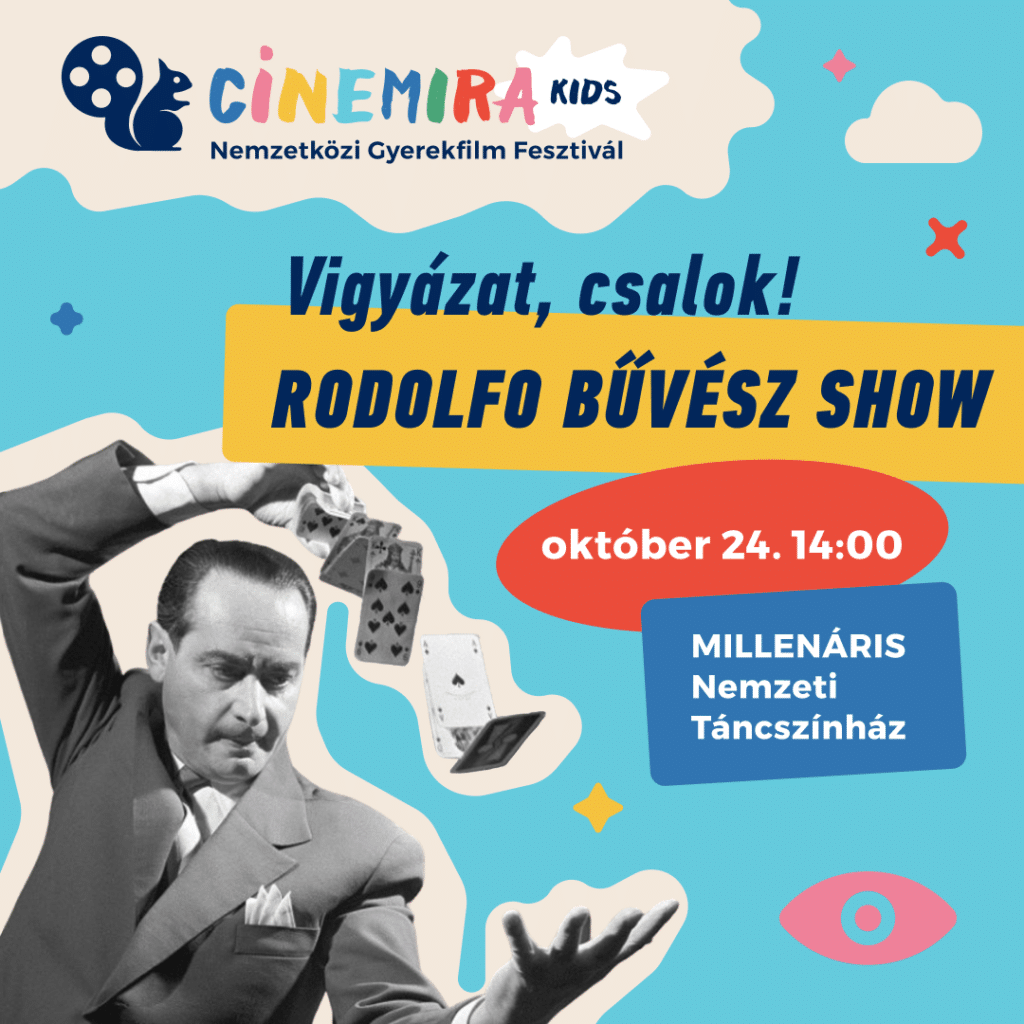 rodolfo show cinemira