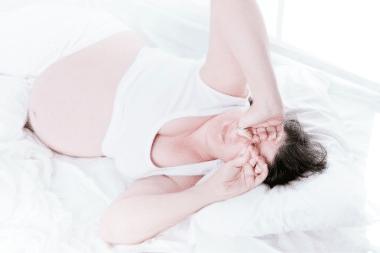 Álmatlanság, nyugtalanság, terhesen minimag cikk