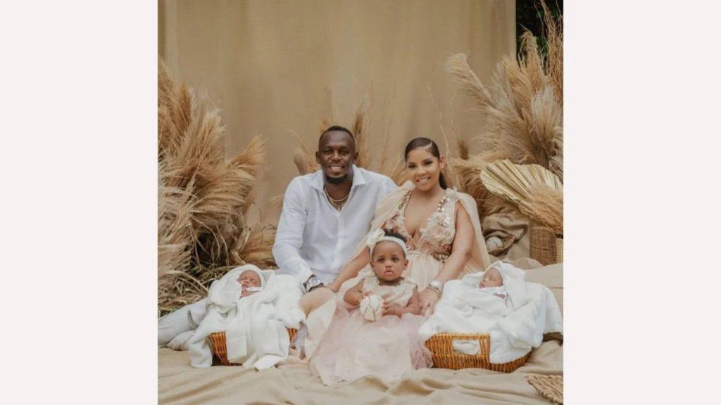 Usain Bolt háromgyerekes apa!