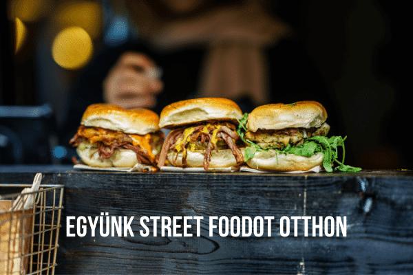 UTCAI ÉTELEK / STREET FOOD | GYEREKBARÁT RECEPTEK minimag