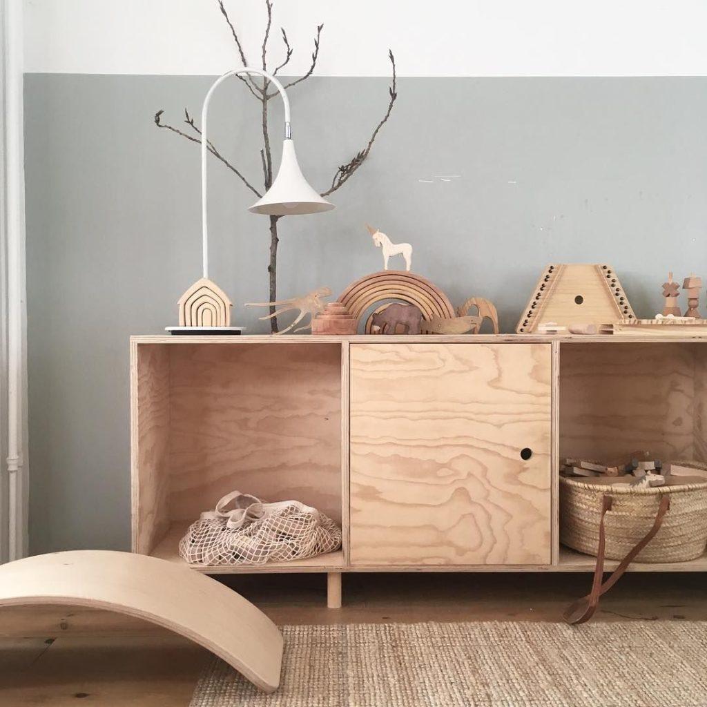 woodchuck bútor